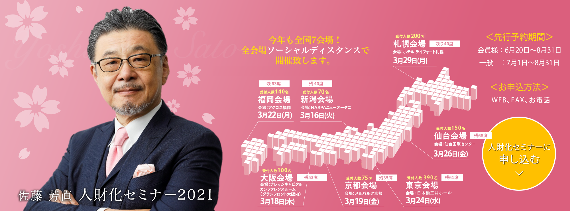 佐藤芳直 人財化セミナー2021